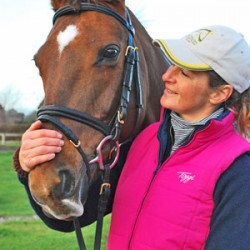 Top eventer Headley Britannia dies at 21