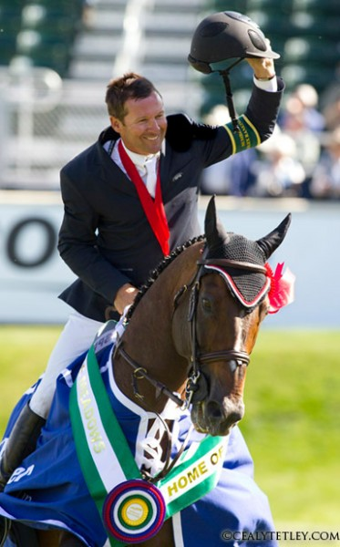 Eric Lamaze and Hickstead.