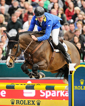 Christian Ahlmann and Taloubet Z.