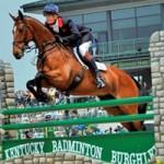 Fox-Pitt wins Kentucky Three-Day-Event