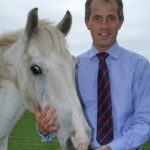 World Horse Welfare chief executive Roly Owers