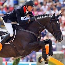 Eric Lamaze buys British Olympic horse Tripple X