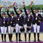 Brits against proposal to limit Olympic eventing teams