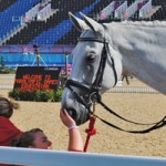 Paralympic equestrians first up at London 2012