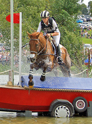 Sinead Halpin and Manoir de Carneville.