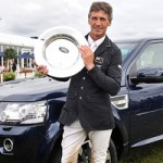 NZ's Nicholson wins Burghley Horse Trials