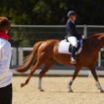 Para-equestrians fight out London 2012 team titles