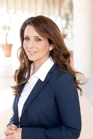 FEI President Princess Haya.