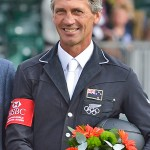 Nicholson recovering from surgery after horse trials fall