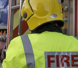 Nine horses saved in London stable fire