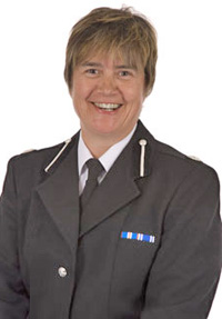 Assistant Chief Constable Sue Harrison