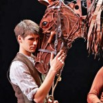 A scene from the British season of War Horse.
