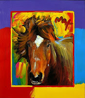 Peter Max's Bobby 11 Freedom.