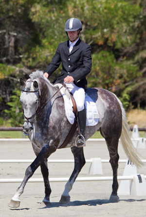Patrick Redwood and Kitset took out the Level 2 final