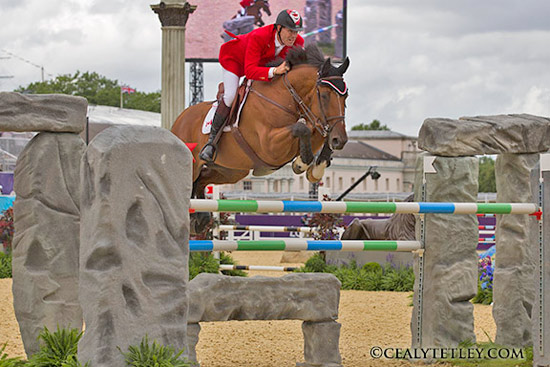 Canada's Equestrian of the Year on Star Power at the 2012 Olympics.