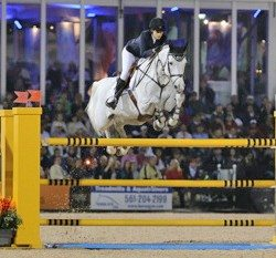 Athina Onassis loses leading mare in freak jumping accident
