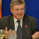 EU Commissioner for Health and Consumers Tonio Borg.