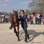 Kai Ruder and Le Prince Des Bos.