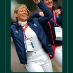 Olympic eventing champion Mary King featured in the 'Olympic Moments & More' chapter.