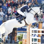 Ben Maher and Cella won the Global Champions Tour CSI5* Grand Prix in London at the weekend.