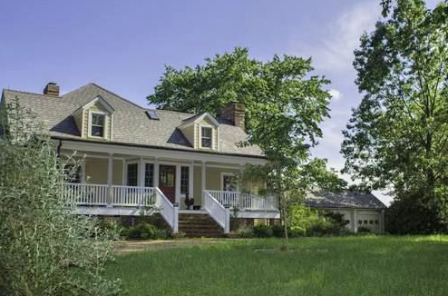 Expansive equestrian estate in Virginia for sale ...