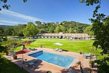 Vista Del Rio in Santa Ynez, California, is on the market for $US7.2 million.