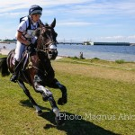 Surf meets turf in the European Eventing Championships in Malmö in Sweden later this month.