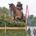 Aoife Clark (IRL) on Fenyas Elegance
