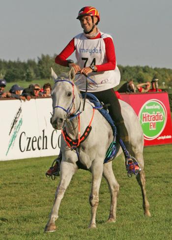 European Champions Jaume Punti Dachs (ESP) and Quran El Ulm.