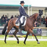 Another Burghley horse tests positive for Reserpine
