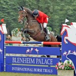 Phillip Dutton (NZL) on Ben