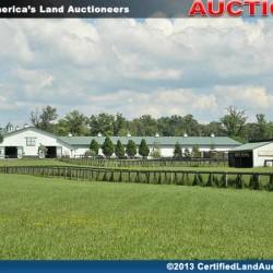 Ohio-equine-property-auction