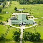 Thoroughbred trainer, 84, puts equestrian estate on market
