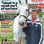 Horse & Hound marks NZ success with special issue