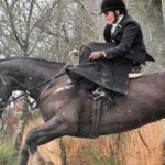 Sidesaddles and suffragettes - the fight to ride and vote