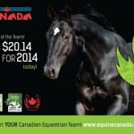 $20.14 gets Canadian fans action at WEG 2014