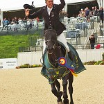 RK3DE 2013 winner Andrew Nicholson and Quimbo.