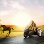 Inspired by horses: The future of Toyotas?