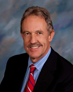 Dr. Alan Nixon has been named the Chief Medical Officer of Cornell Ruffian Equine Specialists.