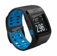The TomTom Nike+ SportWatch.