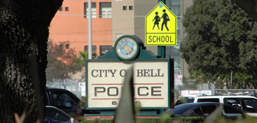Bell, in Los Angeles Country, has been  rocked by a financial scandal. Photo: Justefrain/Wikipedia