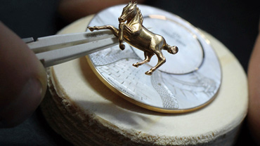 Year of the Horse prompts equine-themed watches