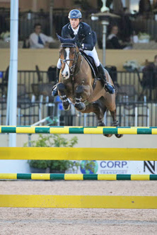 Ben Maher and Urico.