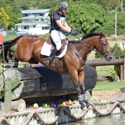 Record entries for eventing's Young Rider champs