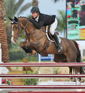 Shane Sweetnam and Solerina.