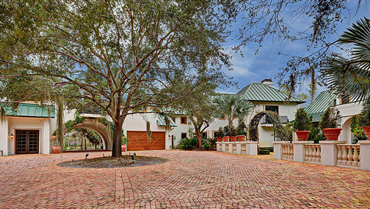The second-biggest home in Wellington, Florida, is on the market for $US7.9 million.