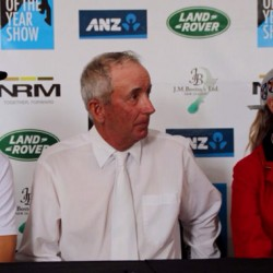 Bill Noble claims NZ Dressage Horse of the Year title