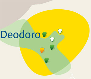 The Deodoro cluster will host equesrtrian, shooting, hockey, rugby, and the pentathlon.