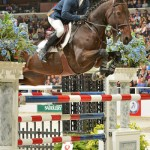 Kent Farrington, winner of the FEI World Cup Jumping 2013/2014 North America East Coast League.