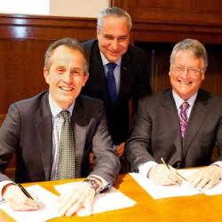 FEI signs memorandum of understanding with World Horse Welfare